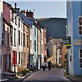 NZ7818 : High Street, Staithes, North Yorkshire by Ian Porter