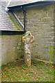SW6031 : Cross, Church of St John the Baptist, Godolphin Cross by Ian Capper