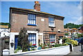 TQ8209 : Gilbert Cottages by N Chadwick