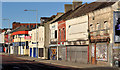 J3674 : Vacant and derelict shops, east Belfast (1) by Albert Bridge