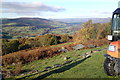 SK2480 : Hillside below Surprise View, Hope Valley, Derbyshire by Chris Morgan