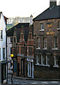 SK2853 : St John's Street and the Hope & Anchor by David Lally
