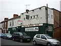 TA0727 : Dee Street Club off Hessle Road by Ian S
