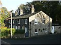 SE0125 : Scarbottom Cottages, Mytholmroyd by Humphrey Bolton