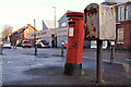 J3272 : Pillar box and drop box, Belfast by Albert Bridge