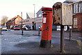 J3272 : Pillar box and drop box, Belfast by Albert Bridge