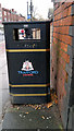 SJ7892 : Bin in Sale by Steven Haslington