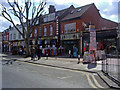 TQ1884 : Shops on Ealing Road, Alperton by David Howard