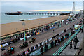 TQ3103 : Madeira Drive, Brighton by Christine Matthews