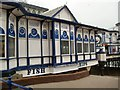 TV6198 : Fish & Chips restaurant, Eastbourne Pier by Paul Gillett