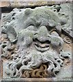 SE7169 : Detail, Satyr Gate, Castle Howard by Pauline Eccles