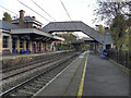 SJ9183 : Poynton Station by David Dixon