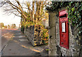 C8432 : Letter box, Coleraine by Albert Bridge