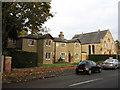 TL1967 : South's Almshouses, Buckden by David Purchase