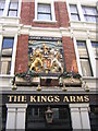 TQ3279 : The King's Arms, Newcomen Street SE1 by Christopher Hilton