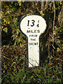 SK6929 : 13 1/4 miles from the Trent by Alan Murray-Rust