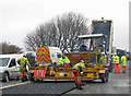 TA0291 : Replacing the road surface by Pauline Eccles