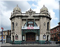 TA0928 : Former Tower Cinema, Anlaby Road, Hull by Stephen Richards