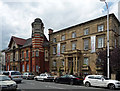 TA0929 : Central Library and The Institute, Albion Street, Hull by Stephen Richards