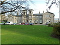 NJ9407 : Sheltered housing complex, King Street, Aberdeen by Bill Harrison