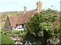 """SU7791 : House next to """"Chequers"""" at Fingest by Richard Durley"""