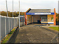 SJ9794 : Hattersley Station by David Dixon