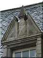 NS3975 : Glencairn's Greit House (detail) by Lairich Rig