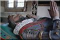 SP0045 : Francis Dineley, Memorial, Cropthorne church by Julian P Guffogg