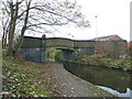 SJ9197 : Bridge No20 on the Ashton Canal by Alexander P Kapp