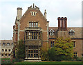 TL4458 : Pembroke College, Cambridge by Roger  Kidd