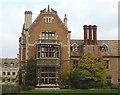 TL4458 : Pembroke College, Cambridge by Roger  Kidd