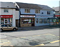 ST2390 : Williams butchers, Risca by John Grayson