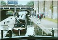 TQ3681 : Regent's Canal, Stepney in 2003 by John Baker