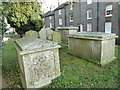 TQ4110 : All Saints', Lewes: churchyard (IV) by Basher Eyre