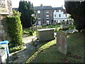 TQ4110 : All Saints', Lewes: churchyard (XI) by Basher Eyre