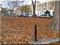 TQ3178 : Cleaver Square, Kennington by Ian Yarham