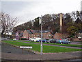 NH6745 : The Auld Distillery from Diriebught Road by Richard Dorrell