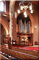 TQ2677 : St Andrew, Park Walk - Organ by John Salmon