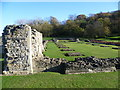 TQ4778 : Lesnes Abbey by Ian Yarham