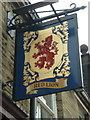 SE1333 : The Red Lion, Four Lane Ends by Ian S