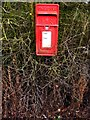 TM2771 : Wells Corner Postbox by Adrian Cable