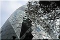 TQ3381 : The Gherkin St. Mary Axe by Steve  Fareham