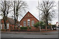 SU6673 : Park Lane Primary School, School Road by Roger Templeman