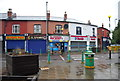 SP0784 : Parade of Shops, Edward Rd by Nigel Chadwick