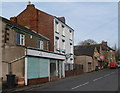 SK4360 : High Street, Tibshelf by Andrew Hill