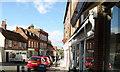SU6894 : High Street, Watlington by nick macneill