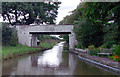 SJ6770 : Bridge No 179 near Bostock Green, Cheshire by Roger  Kidd