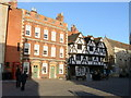 SK9771 : Lincoln Visitor Information Centre, Castle Square, Lincoln by PAUL FARMER