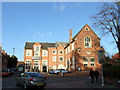 SK9772 : Castle Hotel, Westgate, Lincoln by PAUL FARMER