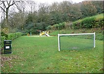 SE0024 : Play area in Cragg Vale Park by Humphrey Bolton